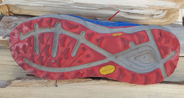 Hoka Speedgoat Sole