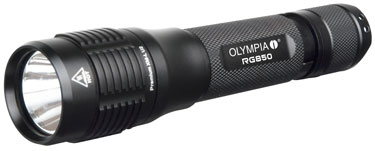 Olympia RG850 Flashlight