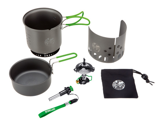 Optimus Stoves Elektra FE Cook System