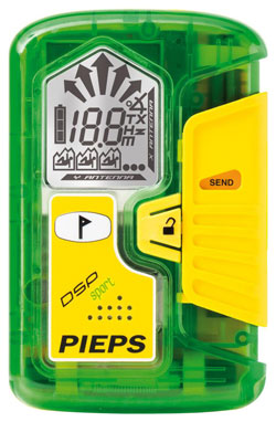 Pieps DPS Sport avalanche Beacon