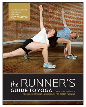 The Runner's Guide To Yoga Book
