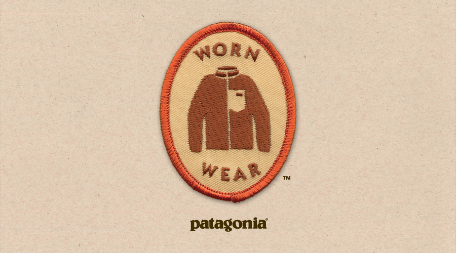 Patagonia Worn Wear Patch