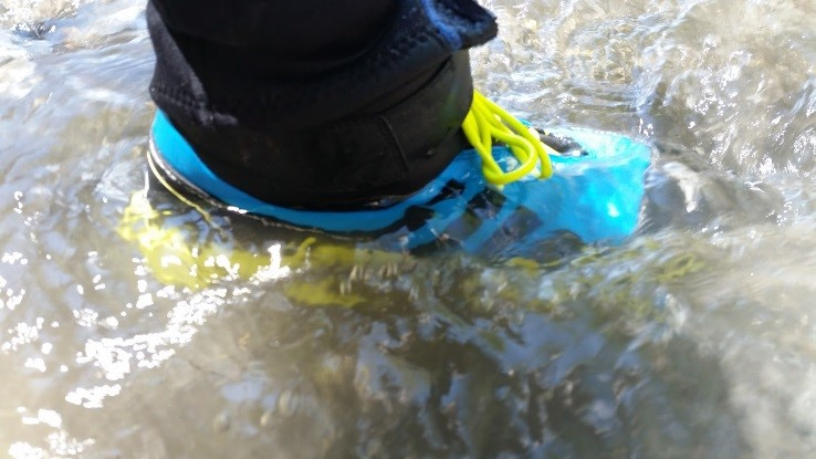 Adidas Outdoor Hydro Pro Water Shoe in water