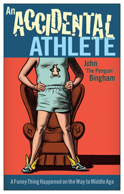An Accidental Athlete Book