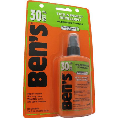 Ben's Insect Repellant