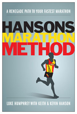 Hanson Marathon Method Book