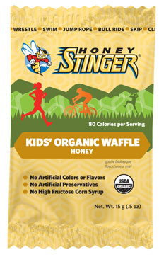 HoneyStinger Kids Waffles