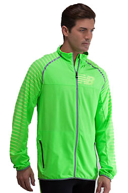 New Balance TRI_VIZ Beacon Jacket