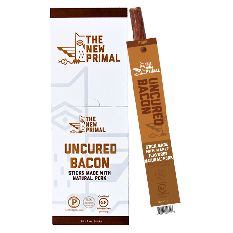 The New Primal Uncurred Bacon