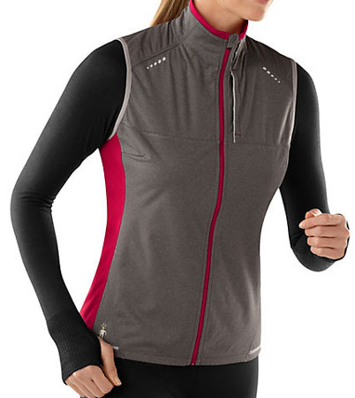 SmartWool Run Divide Vest