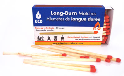 Long-Matches