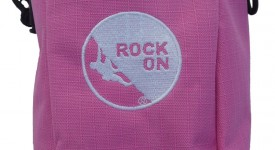 Rock On Granite Chalk Bag