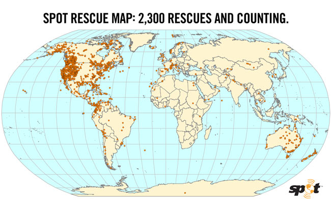 SPOT-Saves-Rescue-Map