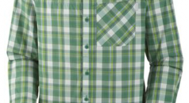 Columbia Insect Blocker Plaid Shirt