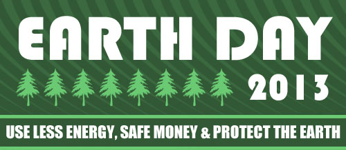 Earth Day 2013 Infographics