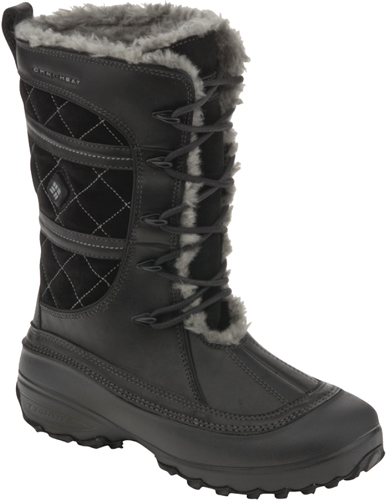 columbias heather canyon boot