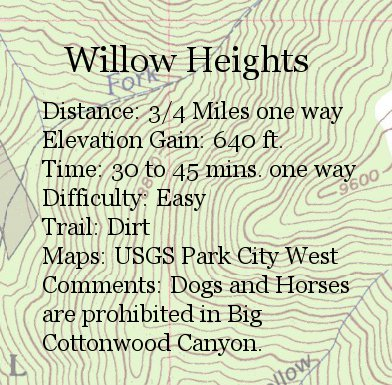 willow heights info