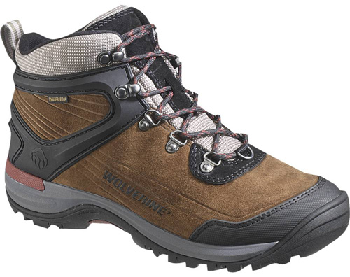 Wolverine Impact Hiking Boots